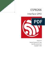 8a Esp8266 Interface Gpio en v0.5