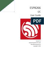 8C-ESP8266 Interface I2C en v1.0