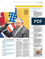 Obama y Castro Chocan en Derechos Humanos y Democracia2