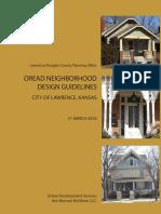 Oread Design Guidelines (March 21, 2016)