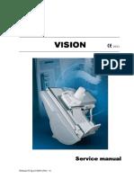 VISION Service manual