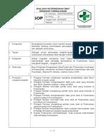 8.2.1.7 Evaluasi Ketersediaan Obat Terhadap Formularium....