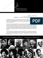 Pan-African Thought and Fanon