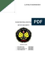 Laporan Eksperimen Elektronika Digital