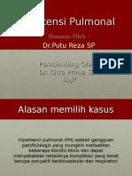 Pulmonary Hypertension Case