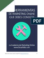 100 Herramientas de Marketing Online - Oscar Feito (1)