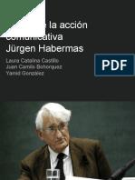 Habermas Teoría de la Acción comunicativa