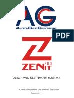 Zenit Pro 1.32 Software Mazenit_pro_1.32__softwarenual Eng