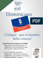 Código laboral Dominicano