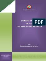 Beneficiarios de Las 100 Reglas de Brasilia