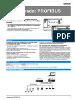 P03E-ES-01+CX-Profibus+Datasheet