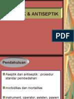 ASEPTIK ANTISEPTIK CLEINE