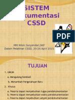 Dokumentasi CSSD baru