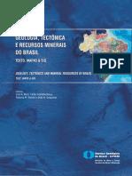 Geologia, Tectonica e Recursos Minerais do Brasil