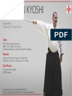 04/2016 Aikido Seminar Toulouse