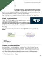 Javatpoint.com-Polymorphism in Java