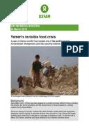 Yemen's Invisible Food Crisis