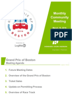 3-16-16 IndyCar Boston / Boston Grand Prix Meeting Slides