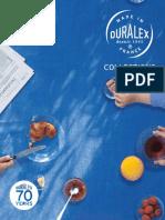 Duralex USA 2015 Catalog
