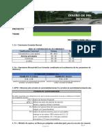 Diseño de Pavimento Metodo Aashto 93