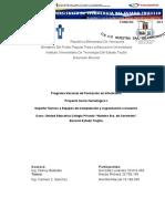 Proyecto Sociotecnologico I-Lisandro