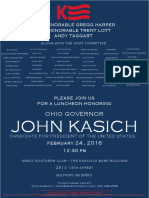 Luncheon for John Kasich