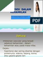 Obsgyn Hipertensi Dalam Kehamilan
