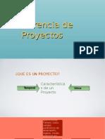Gerencia de Proyectos Upsa