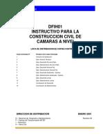 Instructivo p C C de Cámaras a Nivel