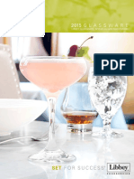 Libbey 2015 Glassware