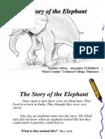 Elephant_6 Blind Men