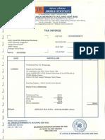 Invoice 160126