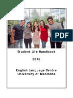 Winter 2016 Student Handbook