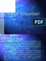 Bond Valuation Ppt