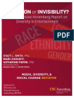 Annenberg Report on Diversity in Hollywood