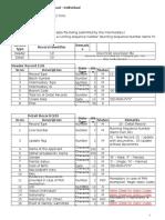 KYC Individual - Upload File