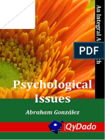 Psychological Issues (an Integral Approach) - Abraham González Lara (2016)