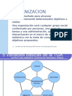 Fundamentos de Organizacion