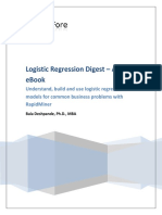 Simafire Logistic Regression Article Digest