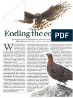 Conflicts in conservation. The Field magazine Apr 16