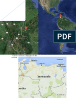 Localización de Venezuela