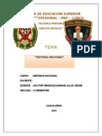Defensa Nacional 2