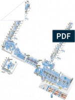 Brussells Airport Map