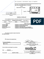 Complaint Against Romar and Dardar, Syrian Electronic Army