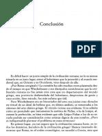 Grimal, Pierre-La Civilizacion Romana, Conclusión