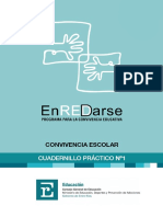 Cuadernillo Practico Convivencia Escolar Edicion 2014