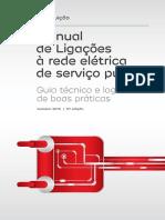 EDP Distribuição Manual Ligações 2015
