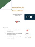 Amsterdam Smart City Geuzenveld Project Presentation