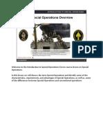 Spec Ops Overview_Slides With Notes_JSOU