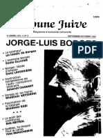 Borges et les Tigres
